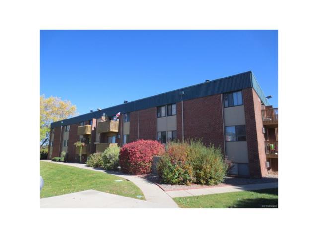 5995 W Hampden Avenue #14, Denver, CO 80227 (#2333435) :: RE/MAX Professionals