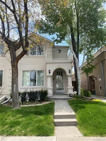 334 Garfield Street, Denver, CO 80206 (#2333942) :: Mile High Luxury Real Estate