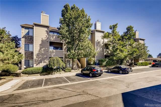 7474 S Alkire Street #202, Littleton, CO 80127 (MLS #2334148) :: Kittle Real Estate
