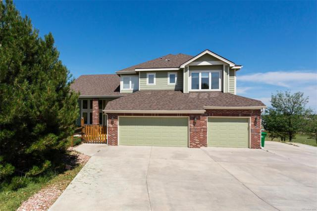 12318 Summit Ridge Road, Parker, CO 80138 (MLS #2334207) :: 8z Real Estate