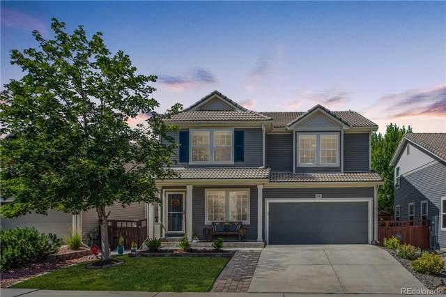 3738 Dinosaur Street, Castle Rock, CO 80109 (MLS #2334308) :: 8z Real Estate