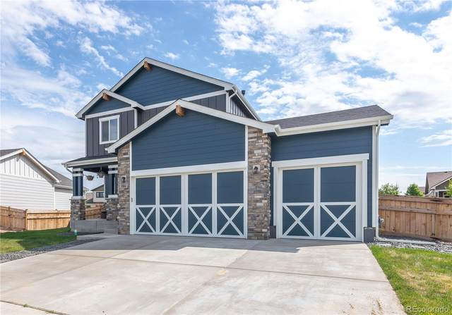 155 Turnberry Drive, Windsor, CO 80550 (#2334833) :: The DeGrood Team