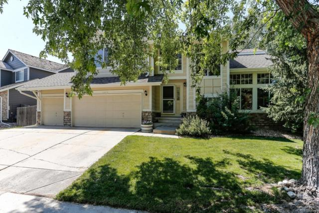 19090 E Creekside Drive, Parker, CO 80134 (#2335522) :: The Pete Cook Home Group
