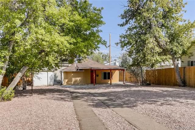 1928 Valentia Street, Denver, CO 80220 (#2336187) :: Bring Home Denver with Keller Williams Downtown Realty LLC