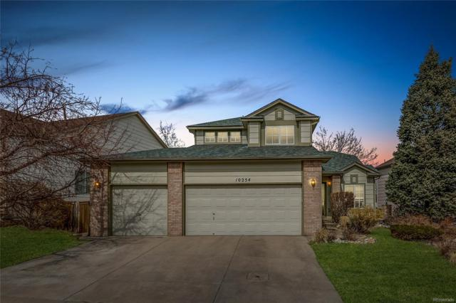 10254 Woodrose Court, Highlands Ranch, CO 80129 (#2336321) :: The HomeSmiths Team - Keller Williams