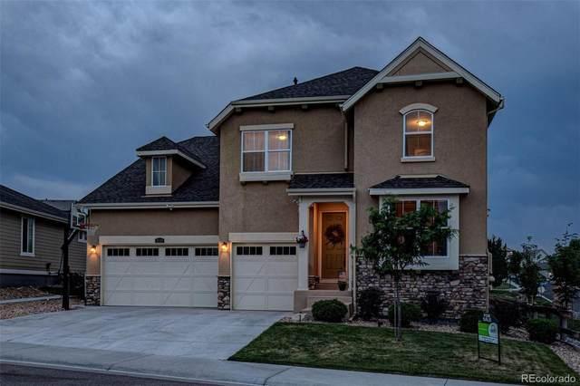 2638 Ambience Lane, Castle Rock, CO 80109 (#2336451) :: Kimberly Austin Properties
