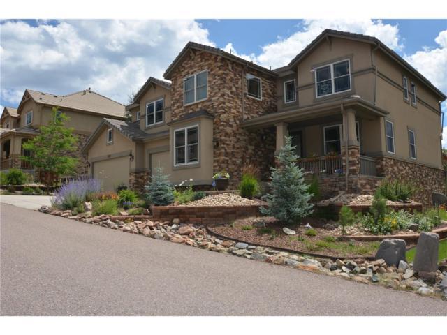 820 Elk Rest Road, Evergreen, CO 80439 (MLS #2336529) :: 8z Real Estate