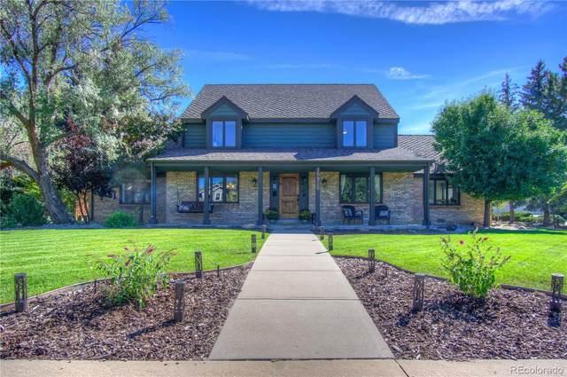 10920 W Park Range Road, Littleton, CO 80127 (#2336837) :: Symbio Denver