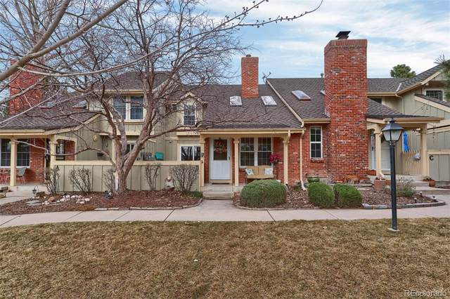 7765 S Curtice Drive B, Littleton, CO 80120 (MLS #2337016) :: 8z Real Estate