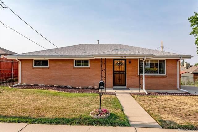 2129 W 54th Avenue, Denver, CO 80221 (#2337108) :: Re/Max Structure