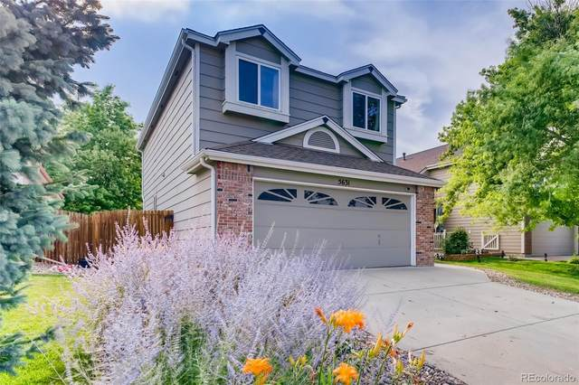 5631 S Youngfield Street, Littleton, CO 80127 (#2337119) :: The Griffith Home Team