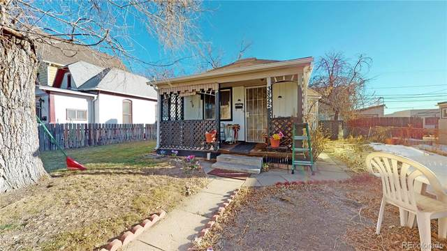 3822 N High Street, Denver, CO 80205 (#2337131) :: iHomes Colorado