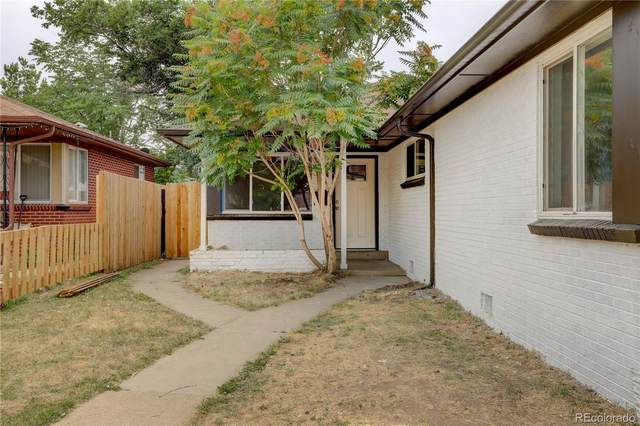 3361 N Krameria Street, Denver, CO 80207 (#2337217) :: The Colorado Foothills Team | Berkshire Hathaway Elevated Living Real Estate