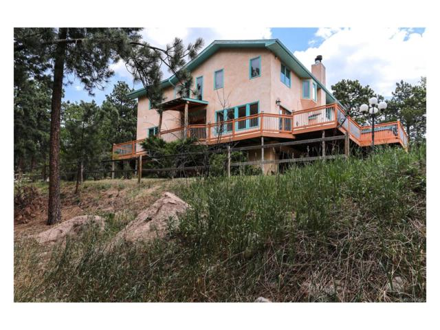 1332 Valley View Drive, Larkspur, CO 80118 (MLS #2337219) :: 8z Real Estate