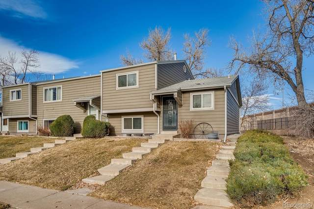 5721 W 92nd Avenue #63, Westminster, CO 80031 (MLS #2337634) :: 8z Real Estate