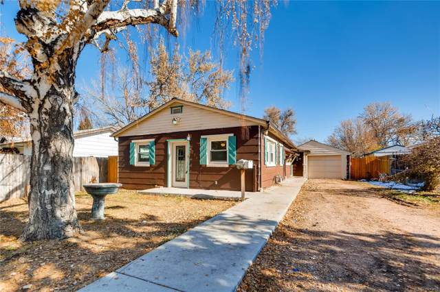 4710 S Galapago Street, Englewood, CO 80110 (#2337762) :: The Heyl Group at Keller Williams
