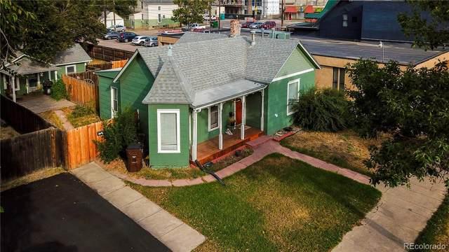 714 S Tejon Street, Colorado Springs, CO 80903 (MLS #2337926) :: 8z Real Estate