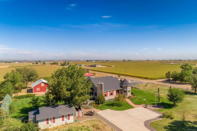 13965 County Road 42, Platteville, CO 80651 (#2338331) :: The Galo Garrido Group