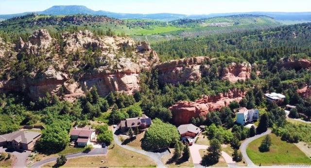 5285 Red Rock Drive, Larkspur, CO 80118 (#2338496) :: The Galo Garrido Group