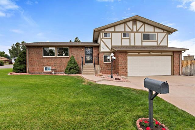 6833 W 69th Avenue, Arvada, CO 80003 (#2338575) :: The DeGrood Team