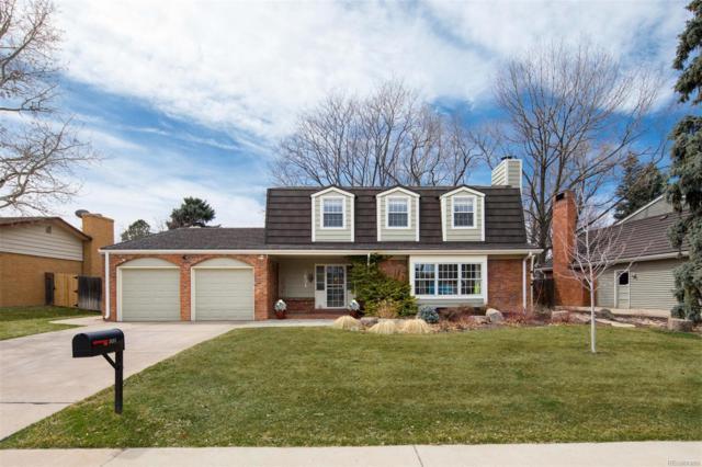 3831 S Magnolia Way, Denver, CO 80237 (#2338722) :: The HomeSmiths Team - Keller Williams
