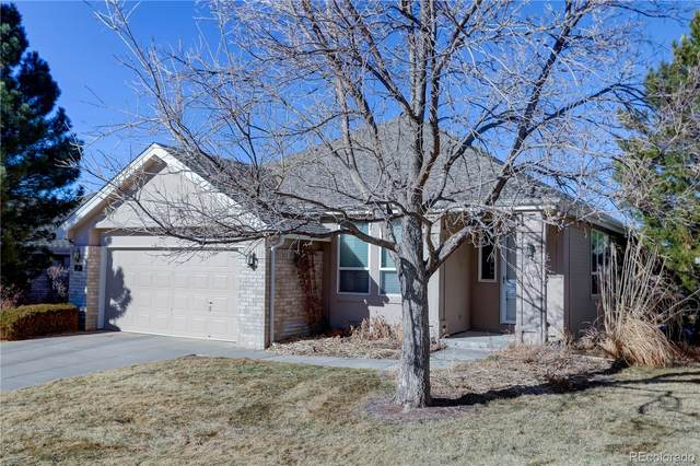 857 Appleby Place, Castle Rock, CO 80104 (#2339071) :: The Heyl Group at Keller Williams