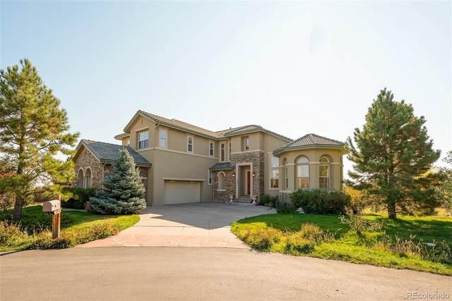 6247 Eldiente Peak Place, Castle Rock, CO 80108 (#2339098) :: Wisdom Real Estate