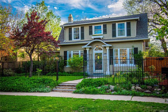 2349 Clermont Street, Denver, CO 80207 (#2339885) :: Wisdom Real Estate