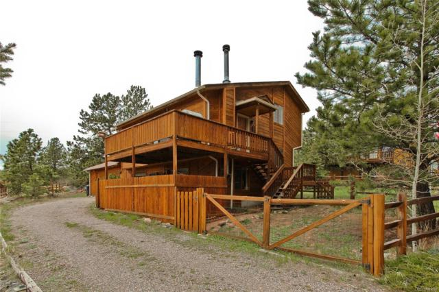 261 Wisp Creek Drive, Bailey, CO 80421 (MLS #2339972) :: 8z Real Estate