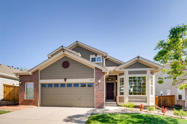 16695 Trail Sky Circle, Parker, CO 80134 (#2340046) :: The Heyl Group at Keller Williams