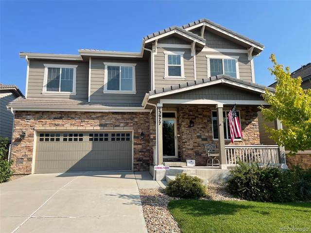 13977 Hillsboro Drive, Parker, CO 80134 (#2340098) :: You 1st Realty