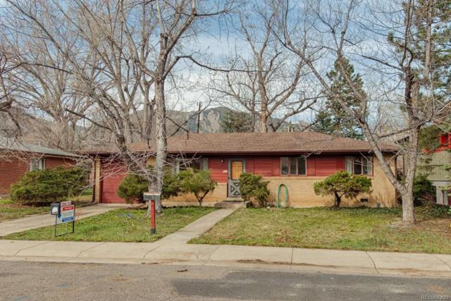 185 S 33rd Street, Boulder, CO 80305 (#2340466) :: House Hunters Colorado