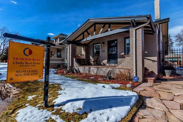 3443 W 30th Avenue, Denver, CO 80211 (#2340472) :: Bring Home Denver with Keller Williams Downtown Realty LLC