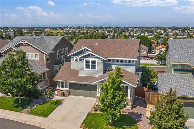 21058 E Jefferson Circle, Aurora, CO 80013 (MLS #2340661) :: 8z Real Estate