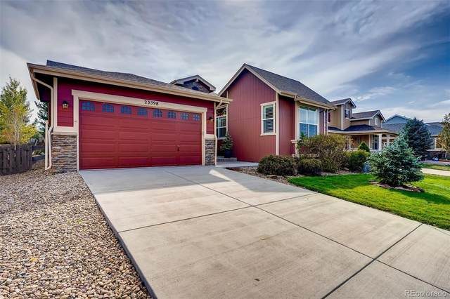 23598 Branston Lane, Parker, CO 80138 (#2340776) :: The Gilbert Group