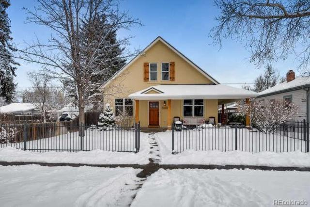 2030 S Gilpin Street, Denver, CO 80210 (#2340968) :: The DeGrood Team