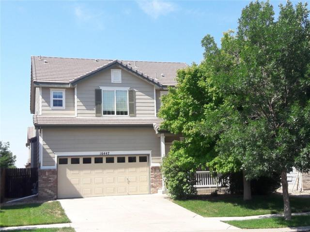 16447 E 97th Place, Commerce City, CO 80022 (#2341146) :: Bring Home Denver
