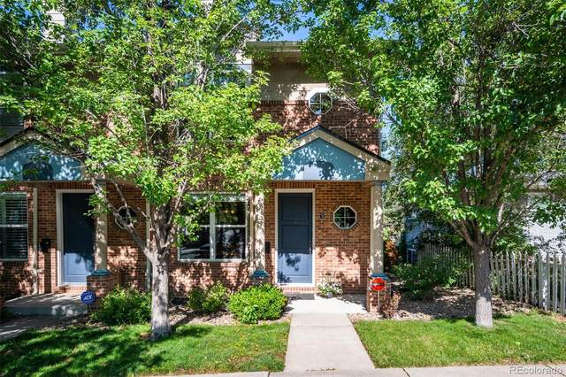 15 S Harrison Street, Denver, CO 80209 (#2342156) :: HomeSmart Realty Group
