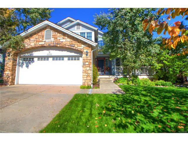 10590 Winterflower Way, Parker, CO 80134 (#2342226) :: The Sold By Simmons Team