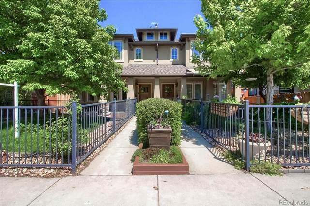1442 S Pearl Street, Denver, CO 80210 (#2343615) :: Portenga Properties