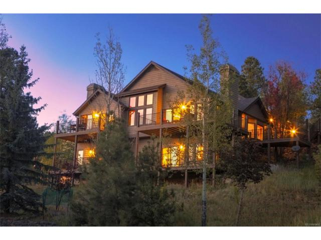 24847 Foothills Drive, Golden, CO 80401 (#2344395) :: The Galo Garrido Group