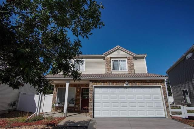4463 Andes Street, Denver, CO 80249 (MLS #2345200) :: 8z Real Estate