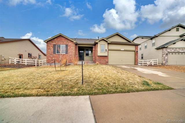 4119 Eagle Ridge Way, Castle Rock, CO 80104 (MLS #2345523) :: Kittle Real Estate