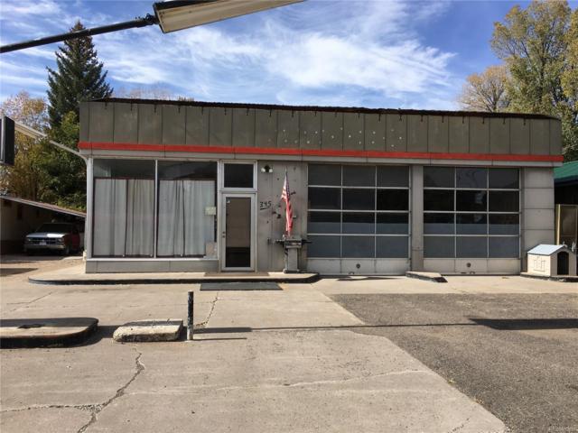 345 8th Street, Saguache, CO 81149 (#2345570) :: The DeGrood Team