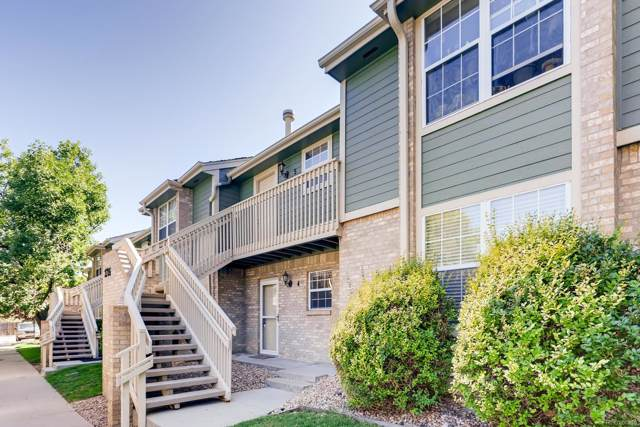 2726 E Otero Place #4, Centennial, CO 80122 (#2345706) :: The Heyl Group at Keller Williams