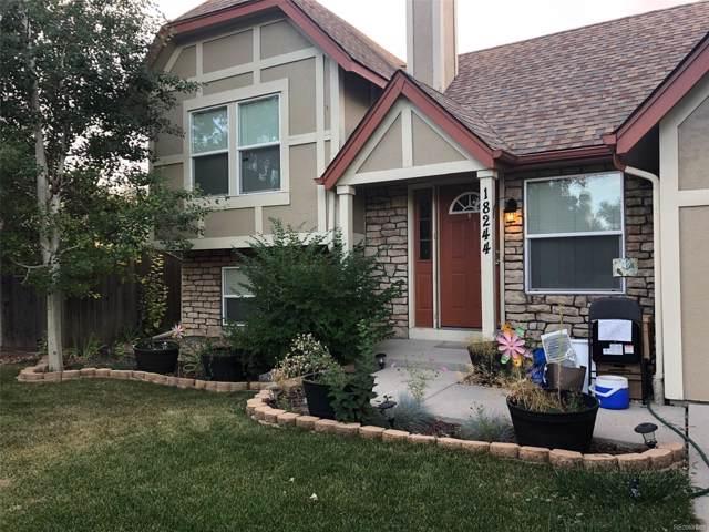 18244 E Layton Place, Aurora, CO 80015 (MLS #2346143) :: 8z Real Estate