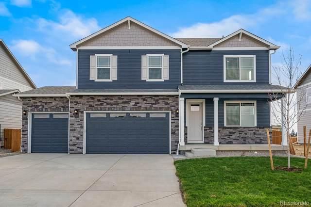 13988 Shasta Daisy Street, Parker, CO 80134 (#2346249) :: The HomeSmiths Team - Keller Williams