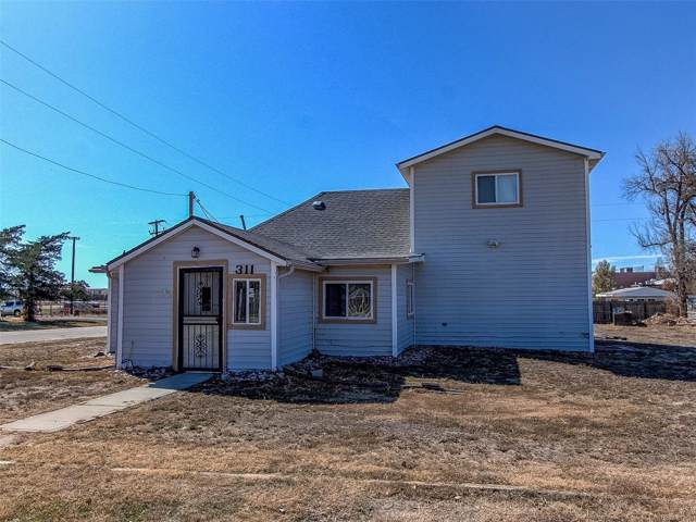 311 4th Avenue, Deer Trail, CO 80105 (MLS #2346817) :: 8z Real Estate