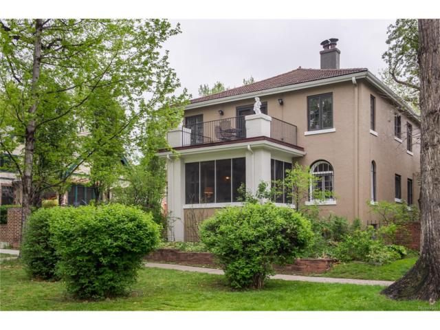 544 N Williams Street, Denver, CO 80218 (MLS #2346880) :: 8z Real Estate