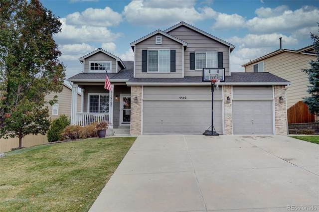5542 S Valdai Way, Aurora, CO 80015 (#2347720) :: The DeGrood Team